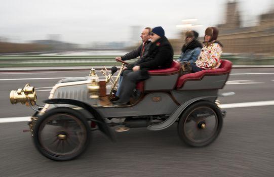 London to Brighton Veteran Car Run 2011