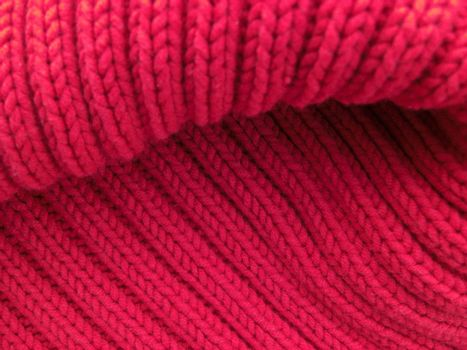 detail of warm knitwear, imagery, background image