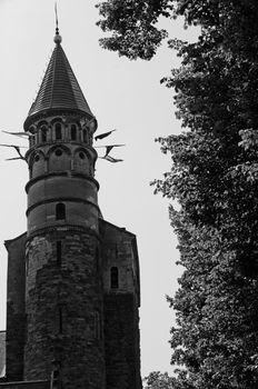 Maastricht Architectural Detail