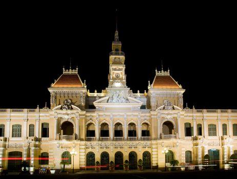 City Hall of Ho Chi Minh City