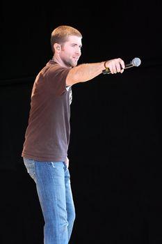 Josh Turner in concert in Valdosta Georgia