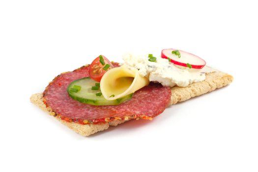 Dietetic Sandwich