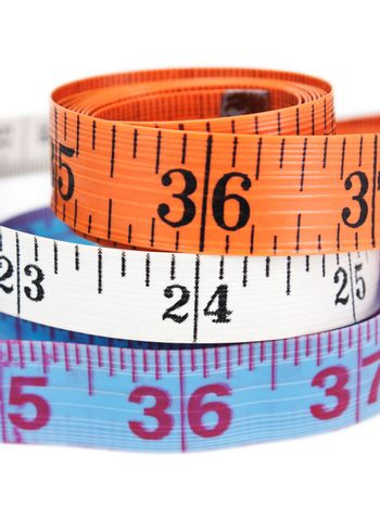 measurement of chest waist and hips
