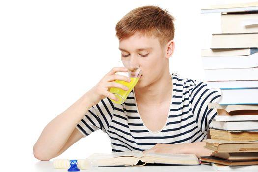 Student drink diet supplement