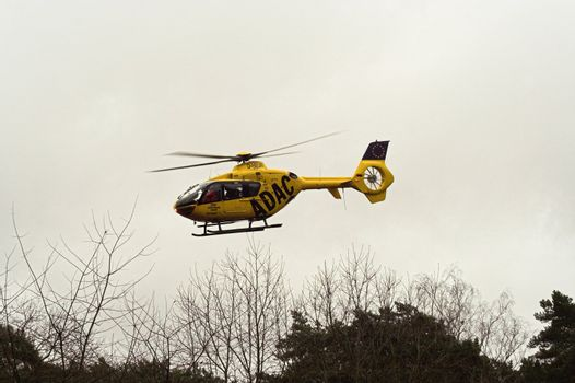 flying ambulance