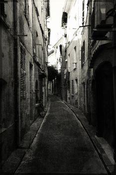 street in Europe