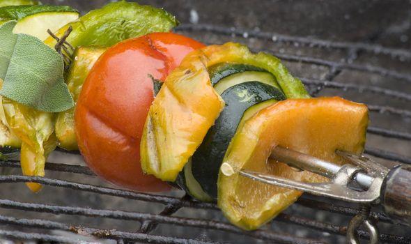 vegetarian barbecue