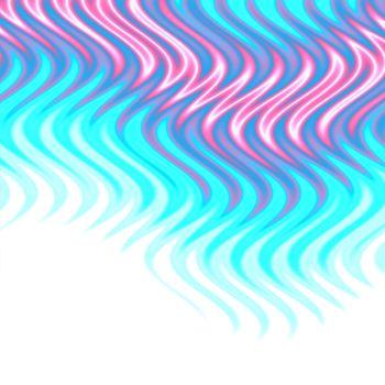 A cool swirly bkgrnd.