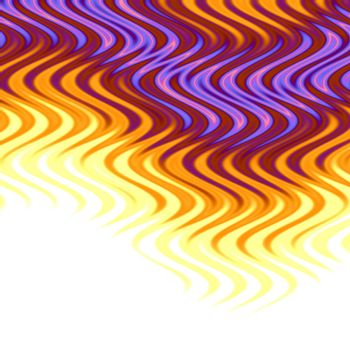 lakers colors-  fire swirly background