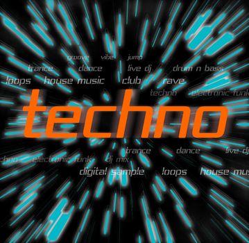 techno montage