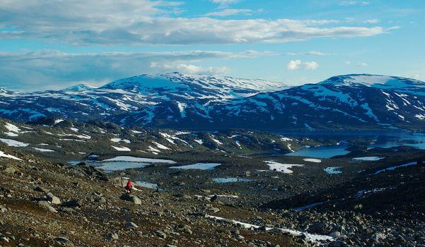 Hiking in Northern Scandinavia