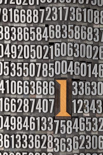 number one - numerical background
