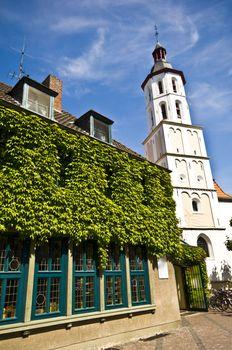 Church in Xanten