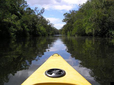 Banana Canoe