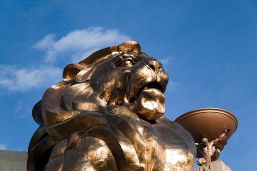 MGM Grand Hotel Lion