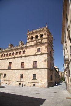 ancient building at Salamanca city