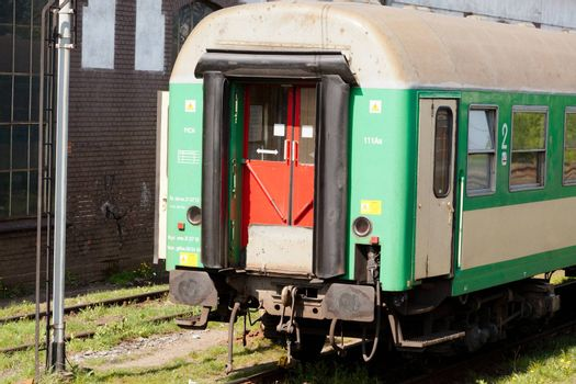 Passenger car is a piece of railway rolling stock that is designed to carry passengers.