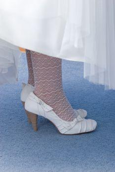 shoe of the bride
