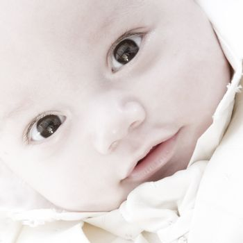 baby for show portrait
