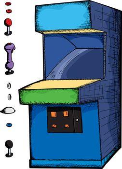 Customizable Arcade Game