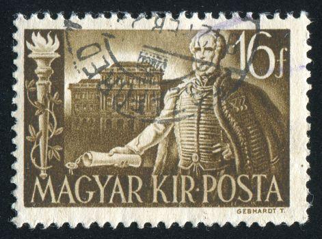 Count Szechenyi