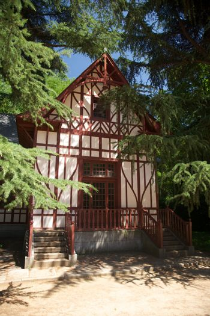 little house at Campo del Moro