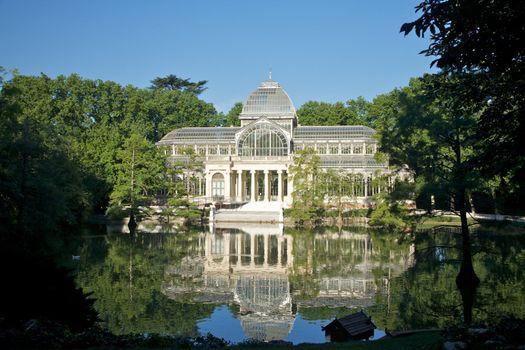 Madrid crystal palace