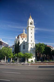 San Manuel and San Benito church