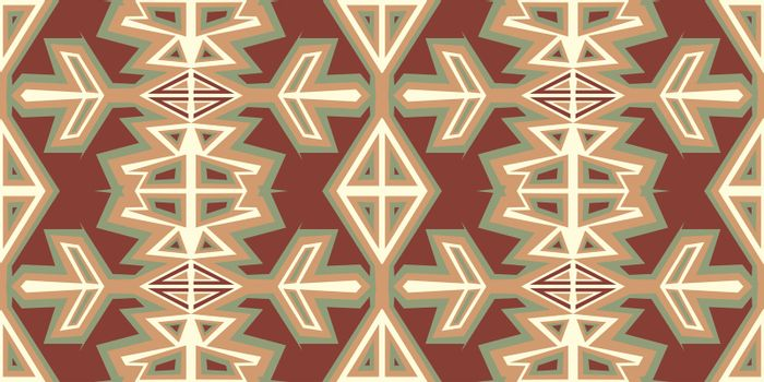 Ancient Angles Pattern