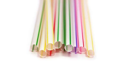 many straws
