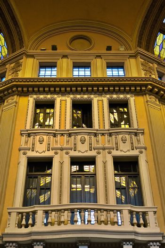 Italian neoclassical gallery