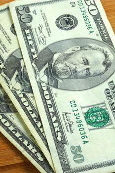 Old money, 50s