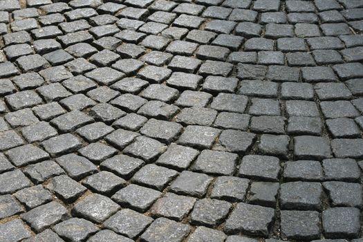 Stones cobblestones