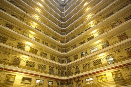 public apartments building