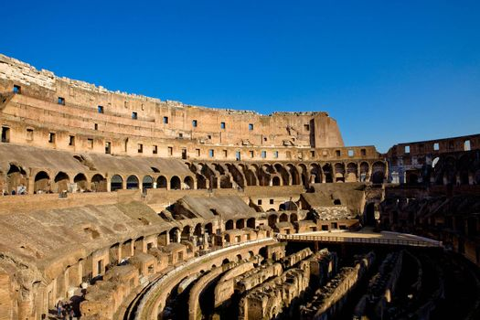 Colosseum Internal