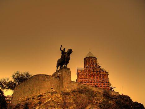 Tbilisi sightseeing