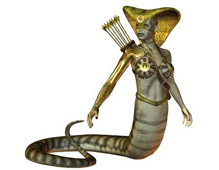 female snake beings
