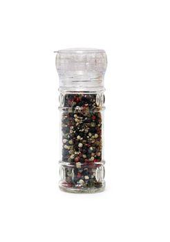 Glass Pepper Mill
