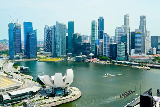 Singapore commercial buildings