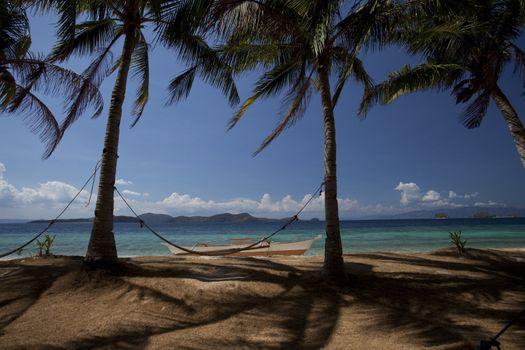 Island setting
