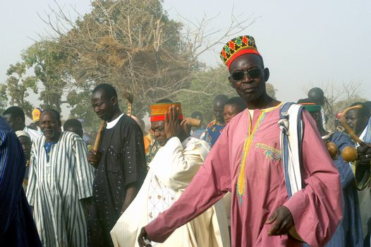 Establishment of a usual chief in Burkina Faso Faso