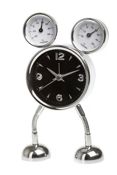 Metal alarm-clock