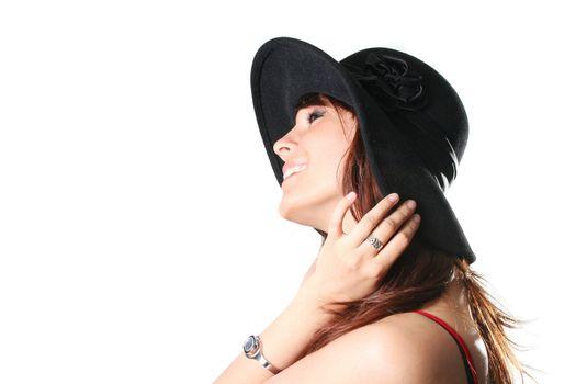 young person beauty girls lifestyles beautiful headdress