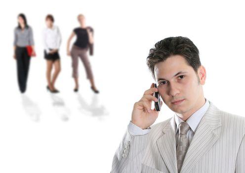 business people professional success businessman businesswoman