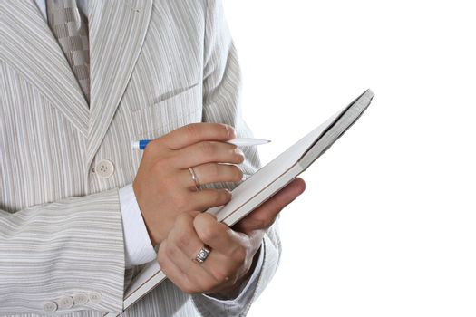 business paper document records writing clipboard contract