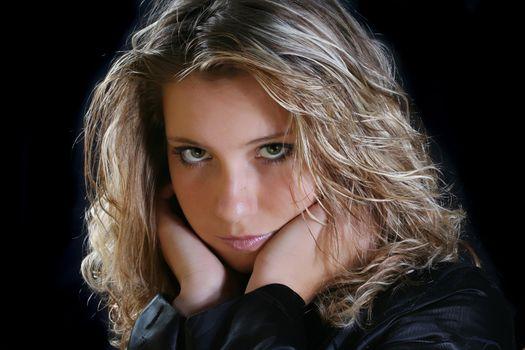 face hair females portrait glamour beauty eyes