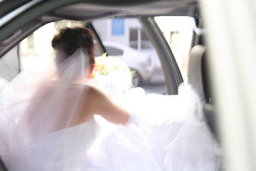 bride wedding white beauty softness woman love