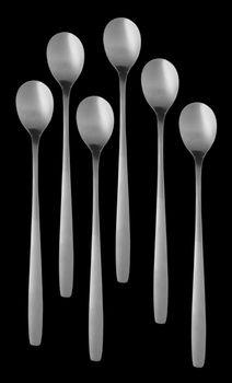 six spoons