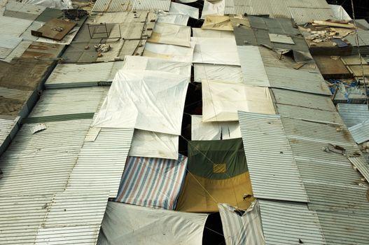 poverty houses