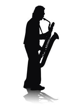 solo sax